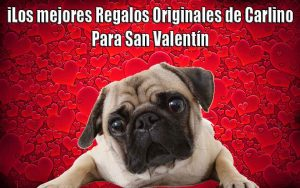Los mejores regalos originales de Carlino para San Valentín