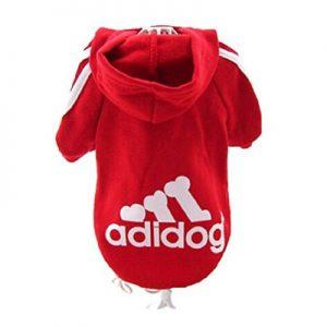 ropa de perro pug