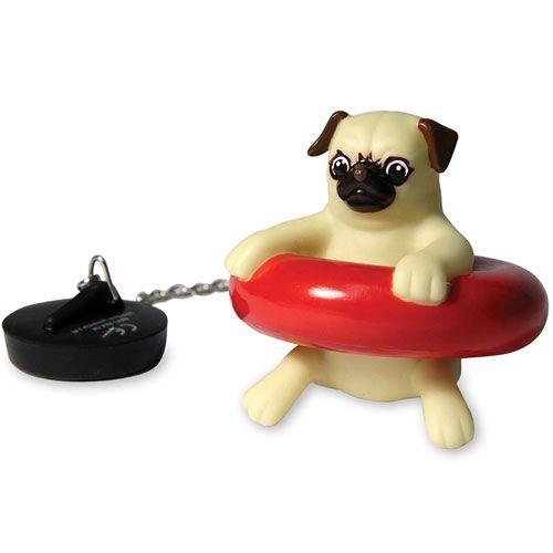accesorios de baño de perros pug carlino